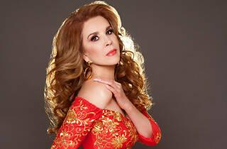 Guadalupe Pineda celebra sus 45 años