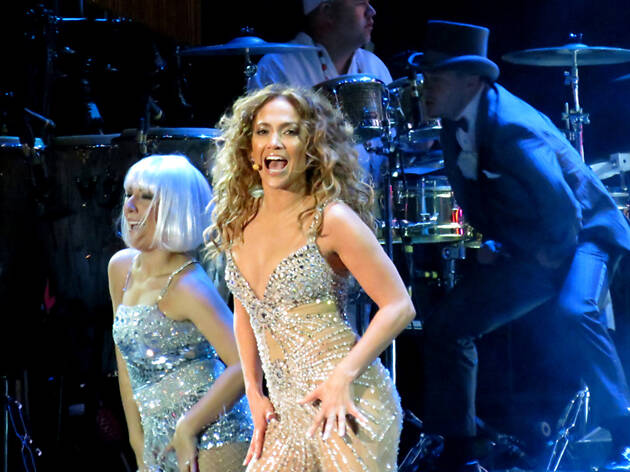Jennifer Lopez and Shakira will perform at the most Miami Super Bowl half-time show ever