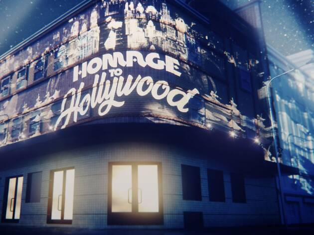 Homage to the Hollywood