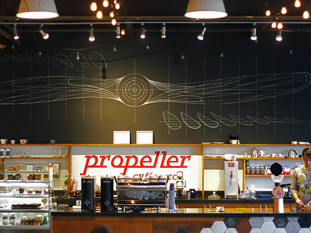 Propeller Coffee Co.