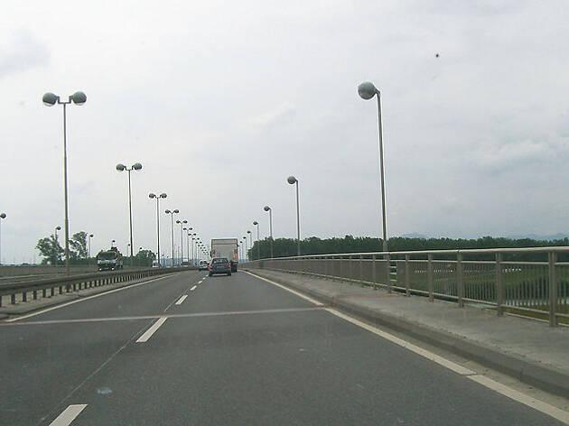 Jankomir bridge
