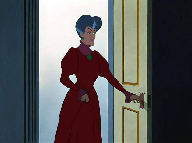 Lady Tremaine  de la Cenicienta