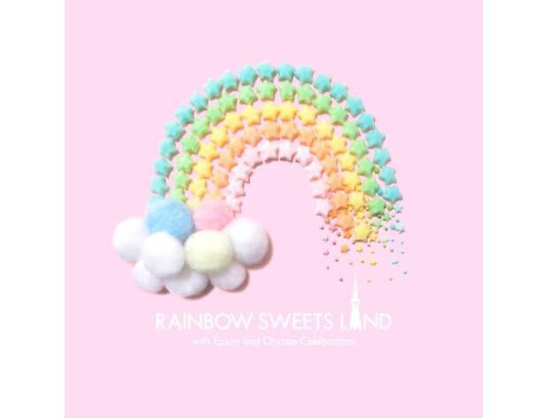 RAINBOW SWEETS LAND with Epson and Oryzae Celebrations