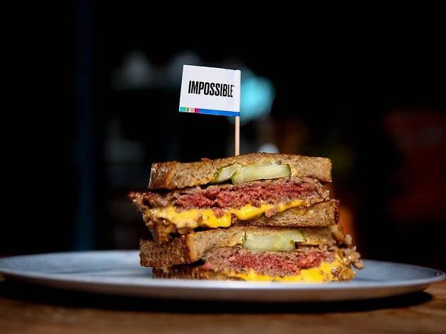 Where to try Impossible Foods' plant-based meat in Singapore