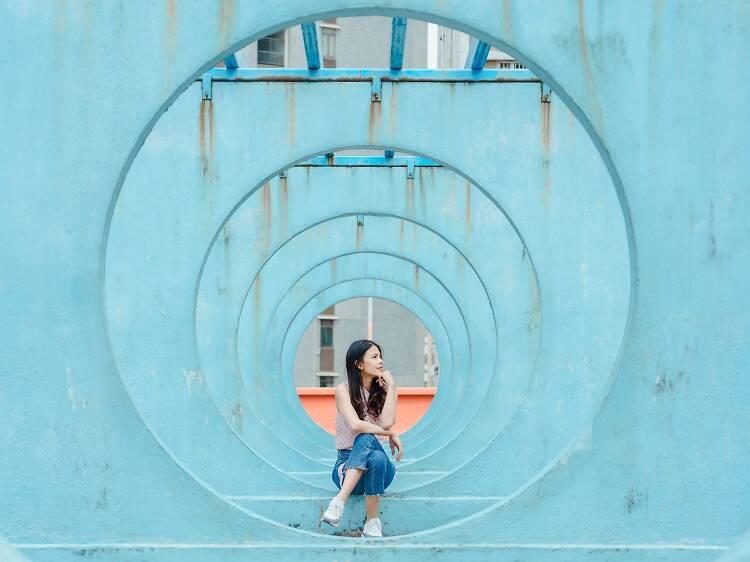 樂華南邨:時光隧道