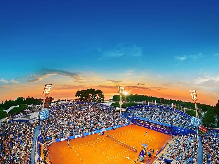 Croatia's tennis capital