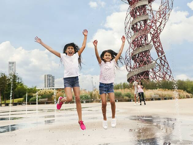 May Half Term at Queen Elizabeth Olympic Park