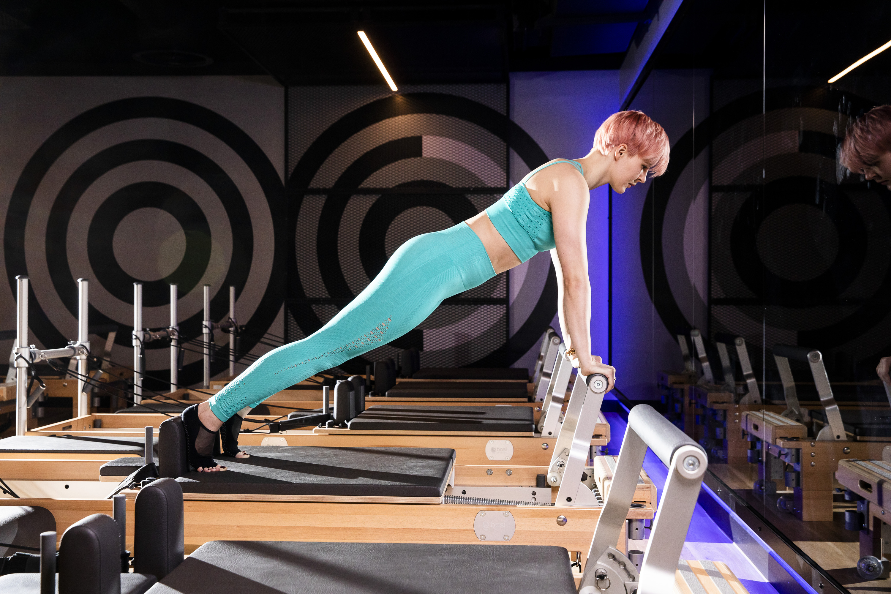 Reformer Pilates at Virgin Active