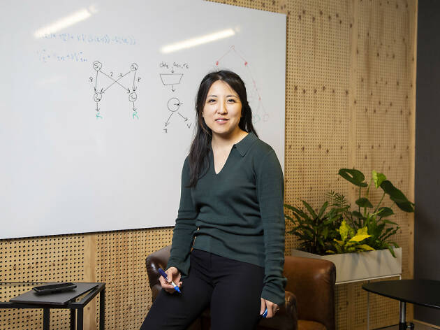 Jane Wang, AI research scientist at DeepMind