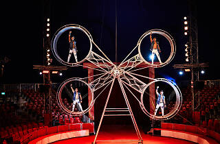 Zirk Russia's Circus Spectacular 2019 supplied