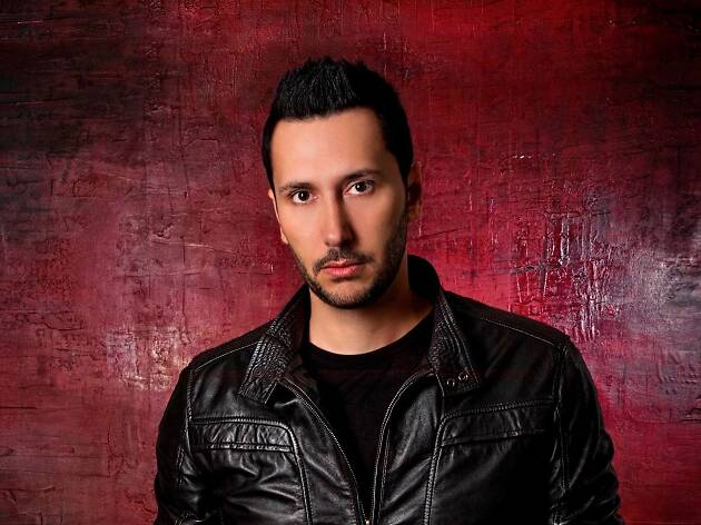 Bar Rouge Gone Rogue: Cedric Gervais