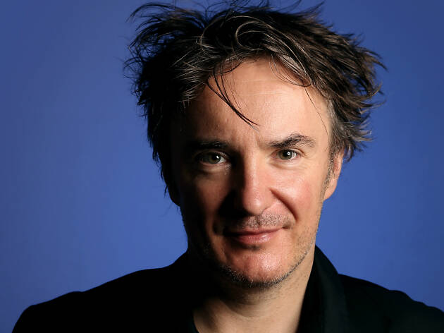 Dylan Moran: Dr Cosmos Sydney Opera House Just For Laughs 2019 supplied
