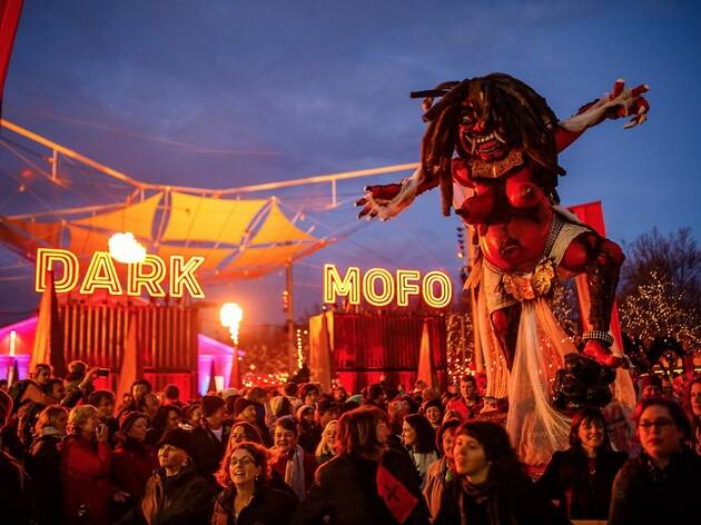 Win the ultimate trip to Dark Mofo with Spirit of Tasmania
