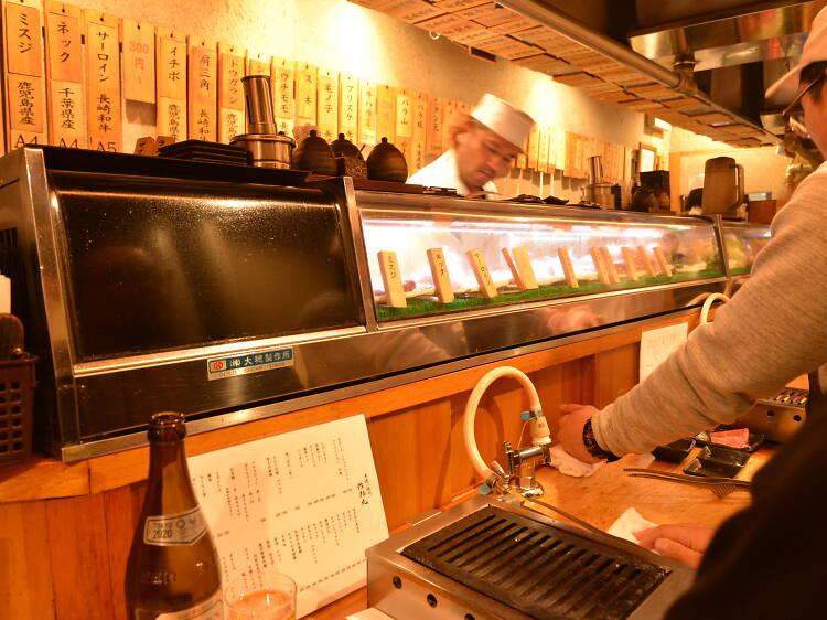 東京、立ち食い焼き肉5選