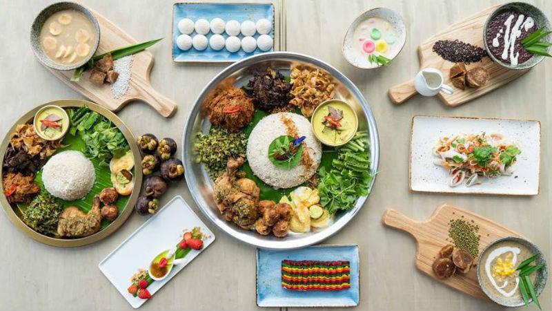 Four Seasons Kl Ramadhan Buffet Restaurants In Kuala Lumpur