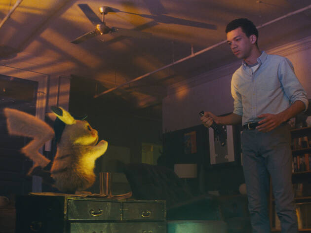 Pokémon Detetive Pikachu (2019)