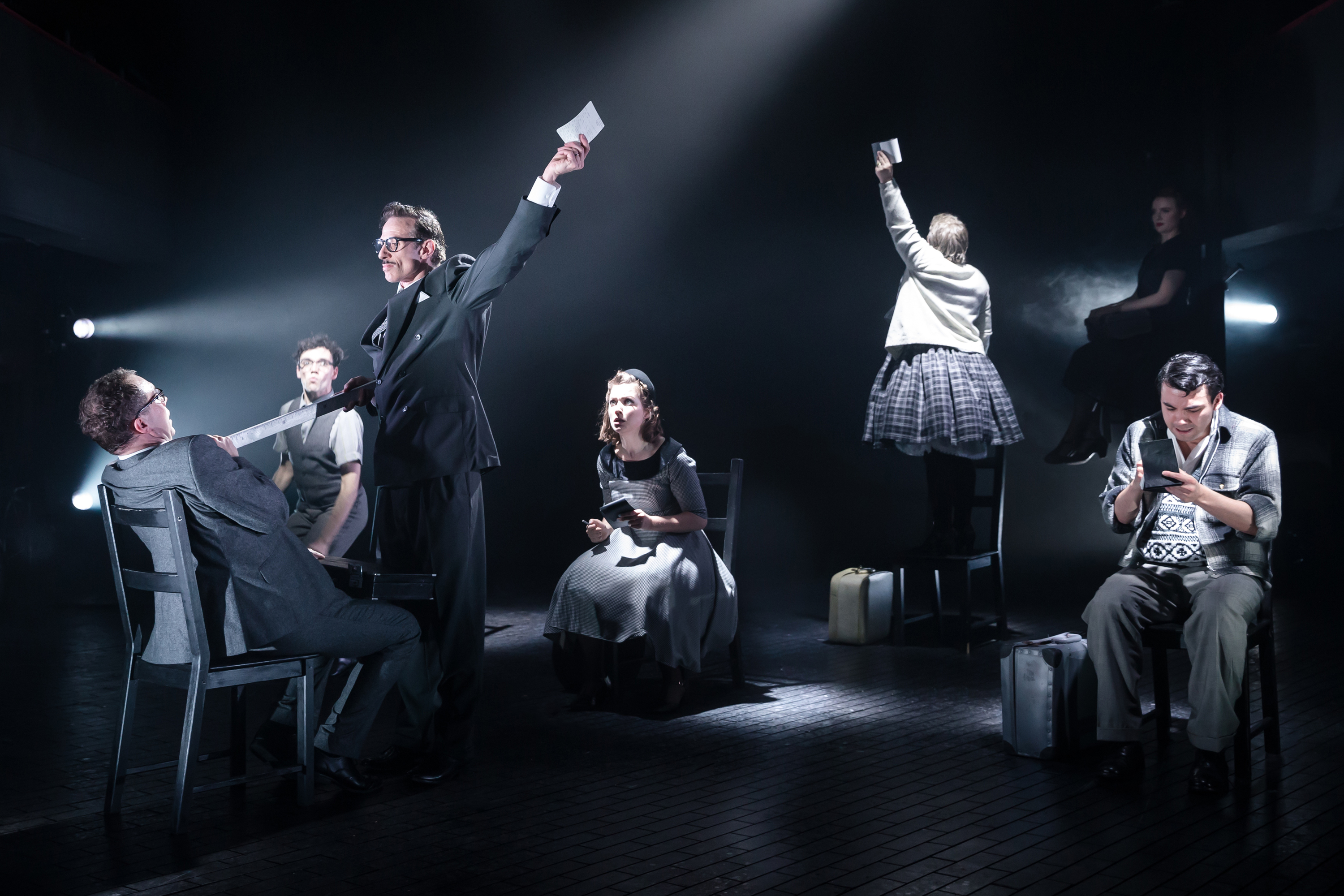Amour, Charing Cross Theatre