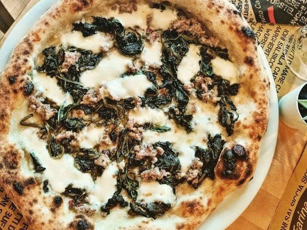 Londons Best Pizza Restaurants 29 Places For Perfect Pizza