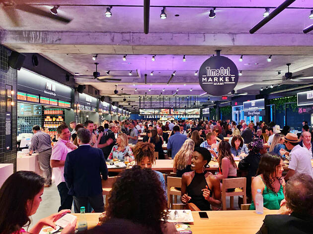 Everything you need to know about Time Out Market Miami