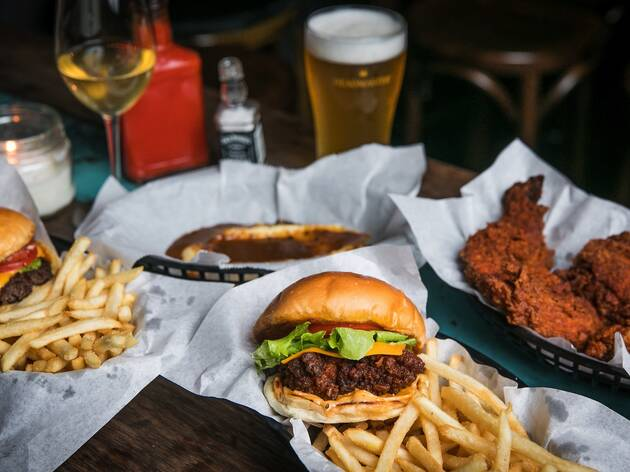 Sydney's most famous burger joint Mary's is opening in Melbourne