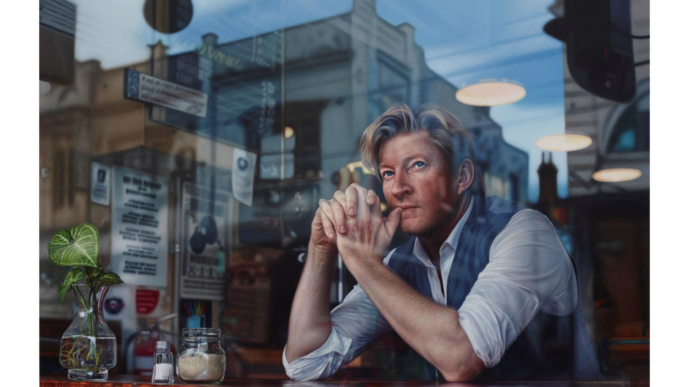 (Tessa MacKay, 'Through the looking glass')