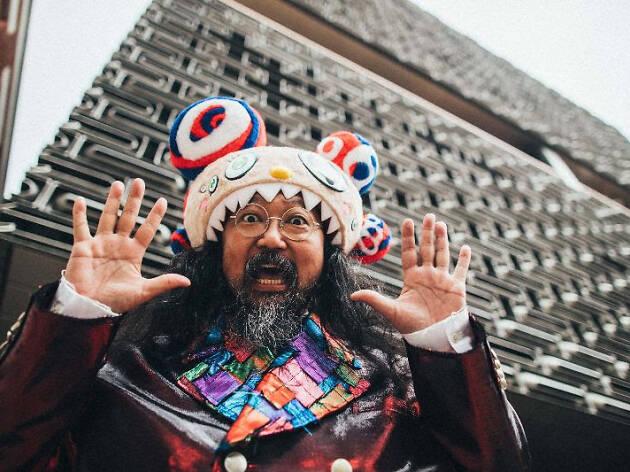 Takashi Murakami at Tai Kwun