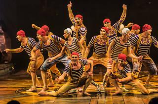 cirque du soleil, kurios