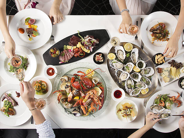 8 best champagne brunches in Hong Kong