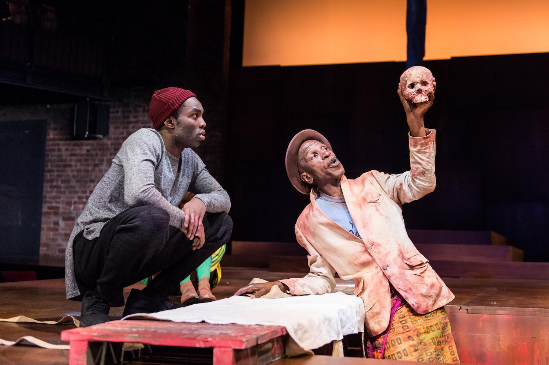 Hamlet, Royal Shakespeare Company, RSC, SRT