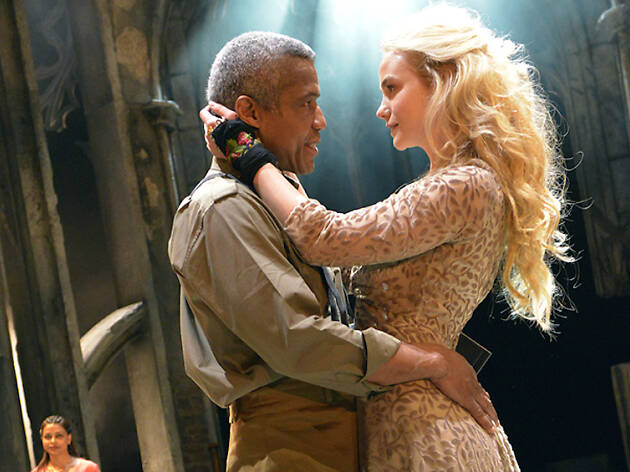 Othello, Royal Shakespeare Company, RSC, SRT