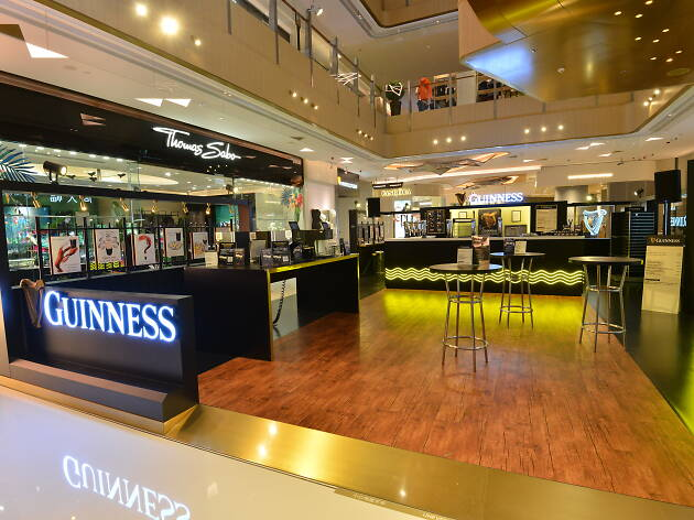 Guinness Connoisseur Bar 醇黑體驗館