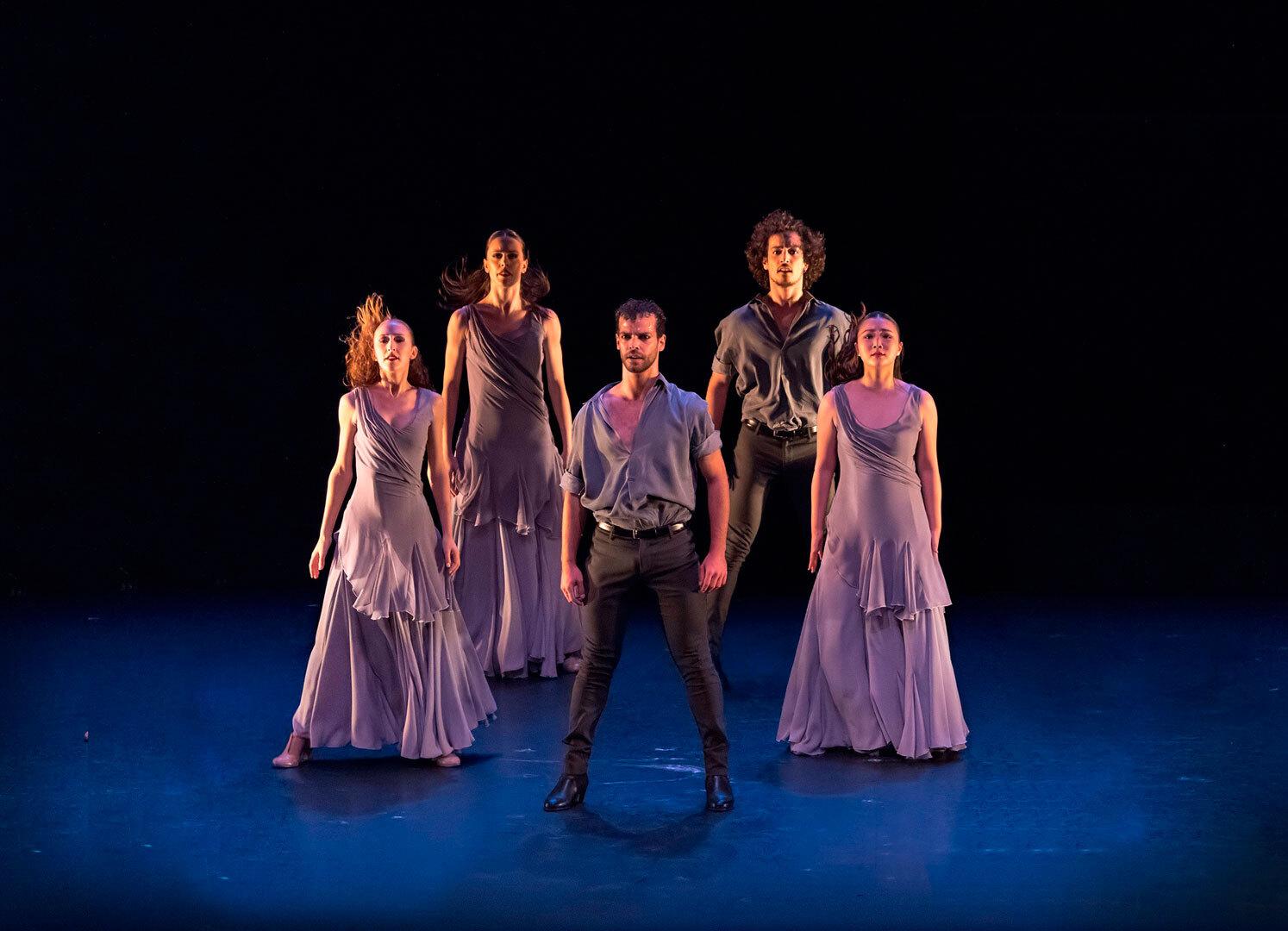 3 razones para conocer al bailarín y coreógrafo Axel Galán