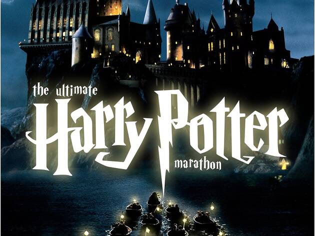 The Ultimate Harry Potter Marathon