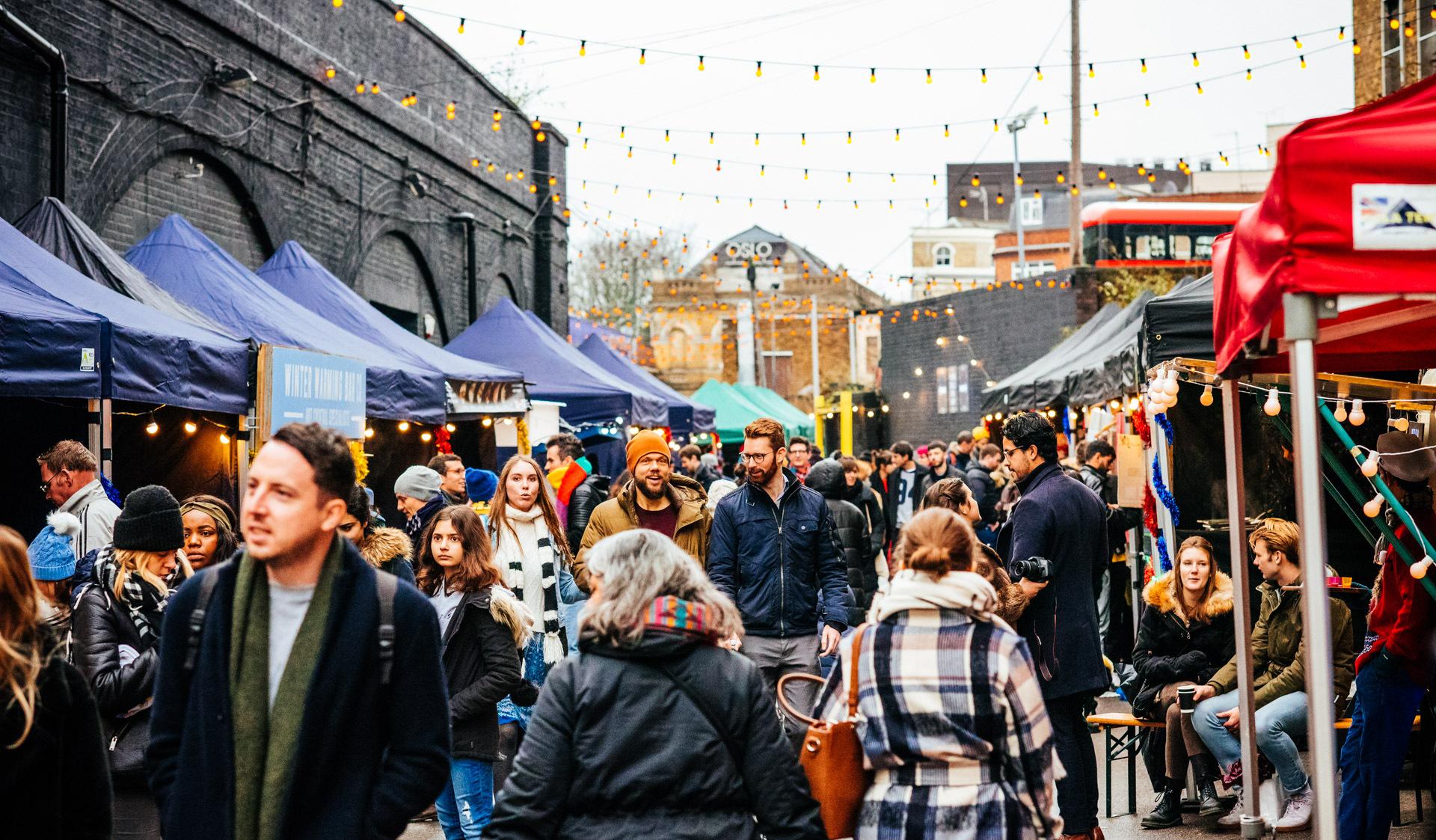 Depop Market London