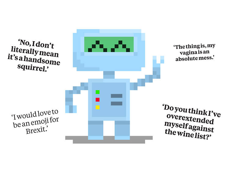 We got an AI to generate fake (and hilarious) 'overheard' quotes