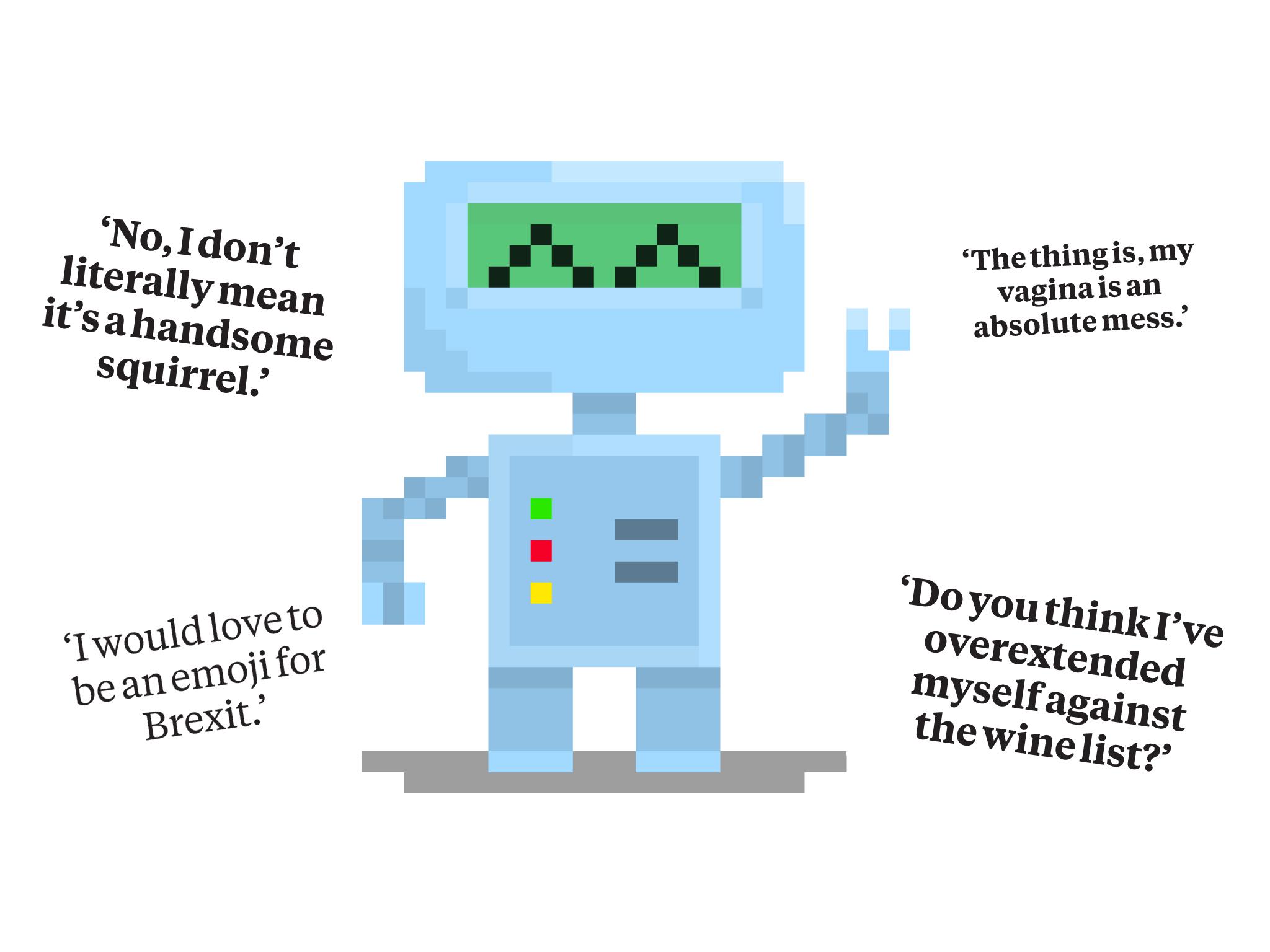 #wordonthestreet –  the AI edition