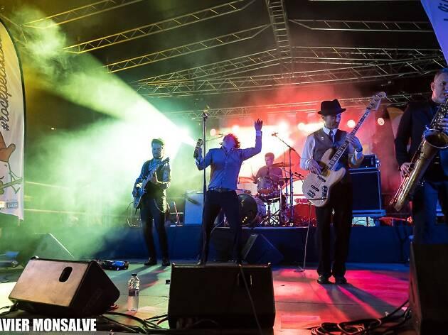 Concert Rock pels Xuklis