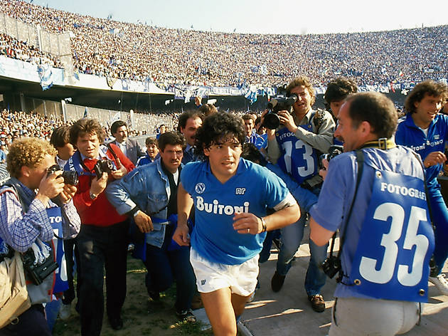 Cannes review: Diego Maradona