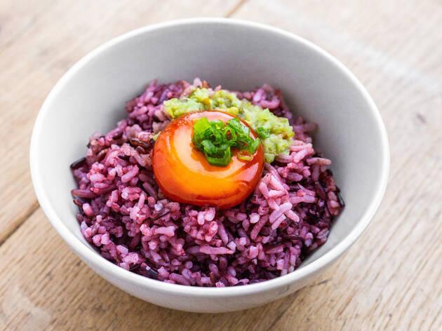 Wild Rice London