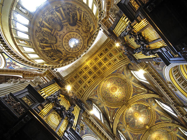 50% off 'St Paul's Cathedral Fantastic Feats Organ Festival'