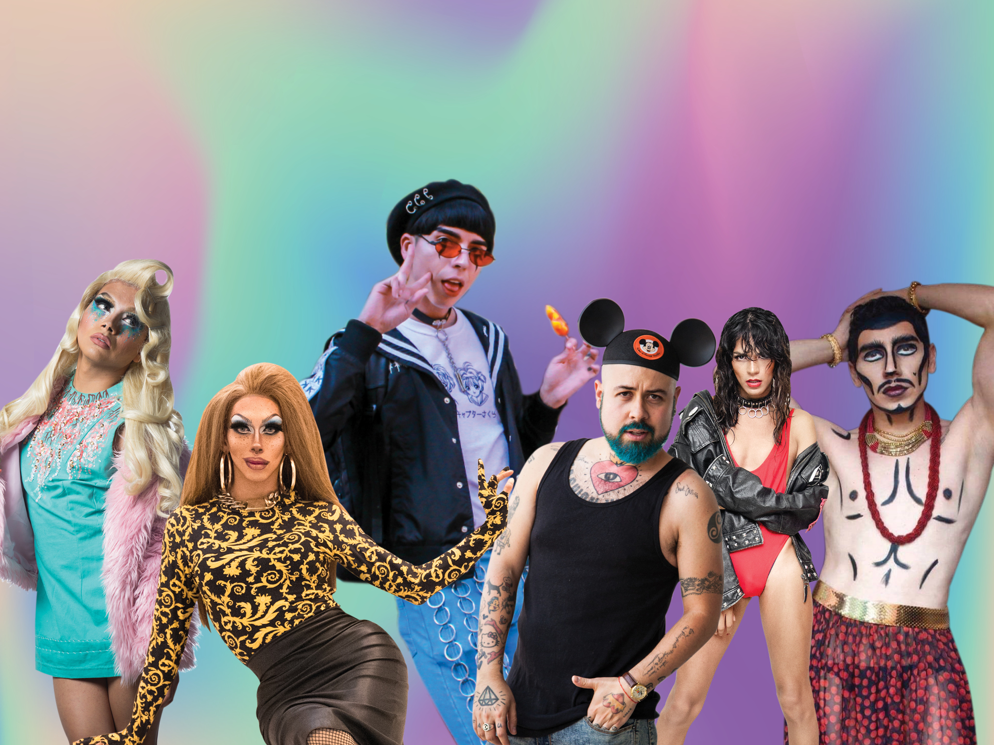 Time Out Pride Awards 2019