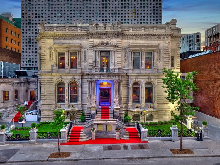 Les meilleurs hôtels à Montréal