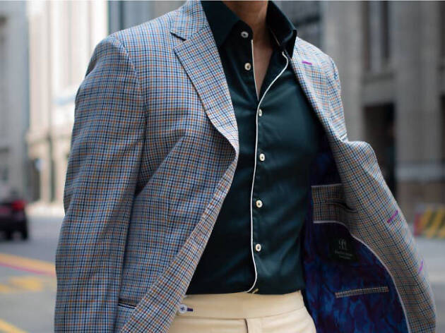 Perfect Attire – Fine Custom Menswear