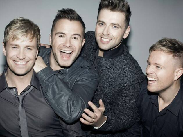 Irish boy band Westlife announces official details for their gig in Bangkok this July