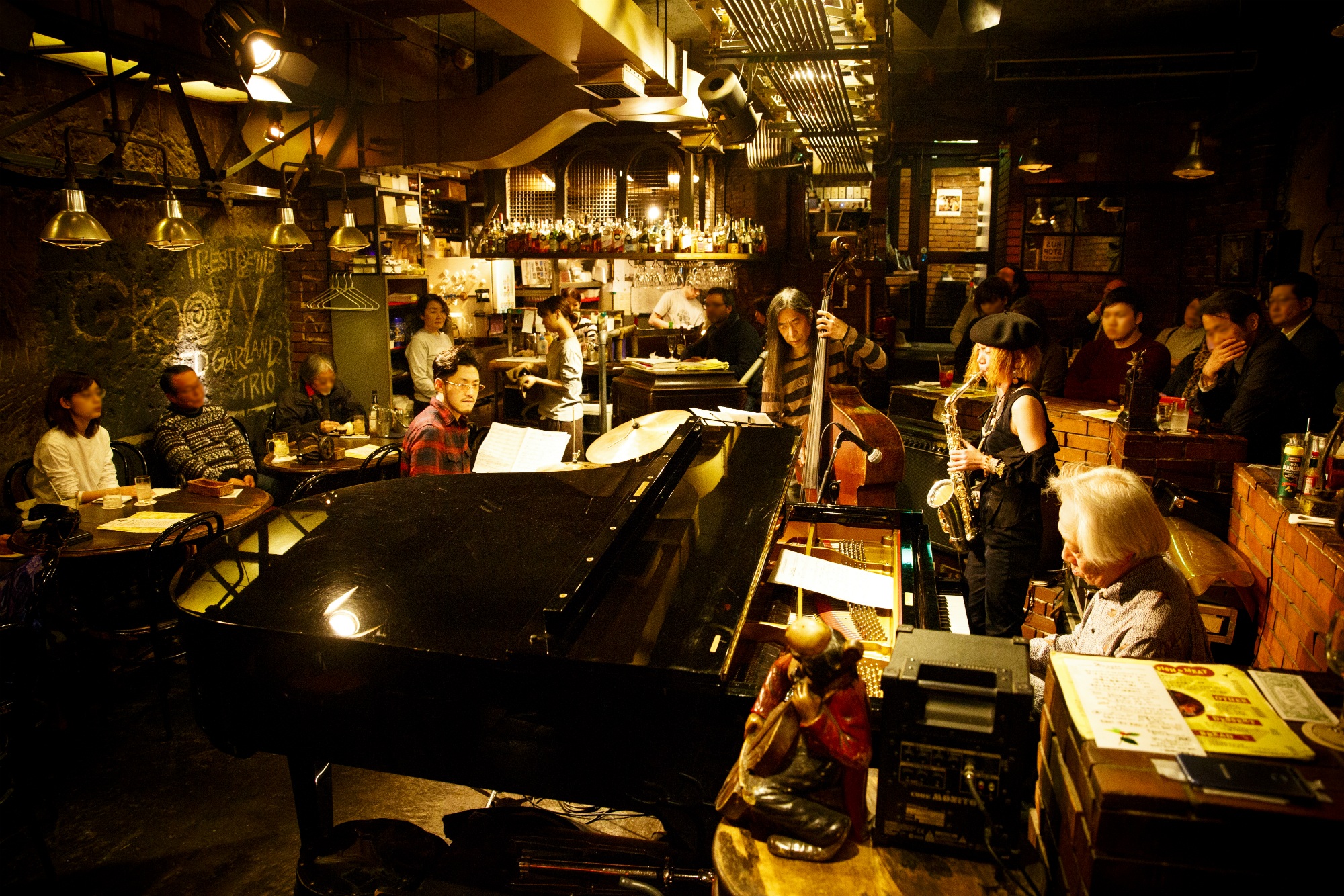 Best jazz bars in Tokyo