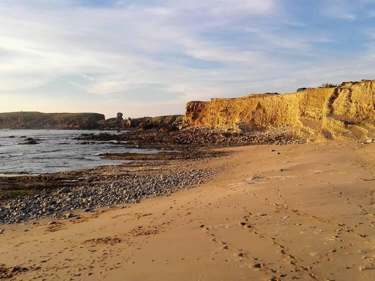 Praia do Portinho da Areia do Norte