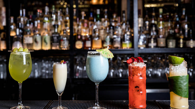 Cocktails Time Out Market