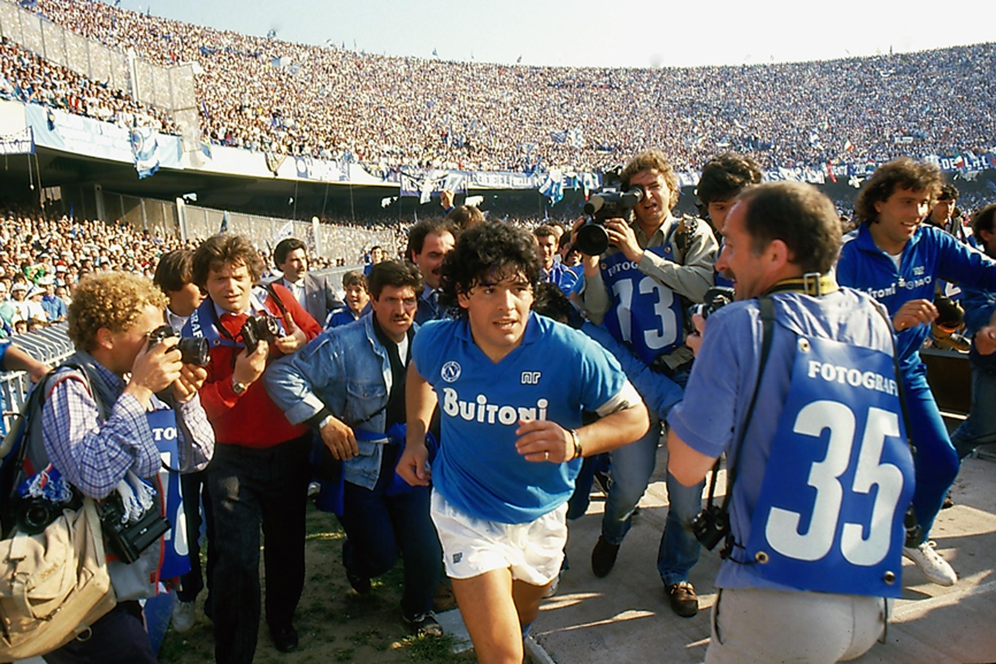 Maradona Still