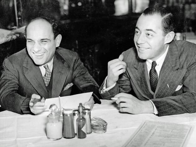 Lorenz Hart e Richard Rodgers