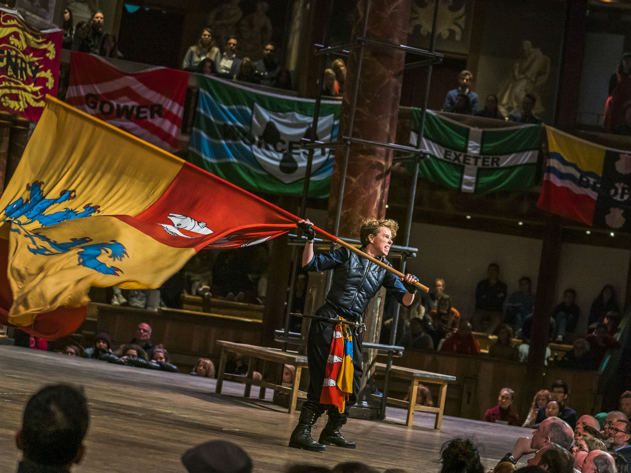 Henry IV, Part 1, Shakespeare's Globe 2019